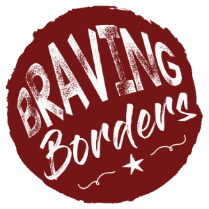 Braving borders Logo 1